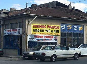 Fiat Yedek Parça Servisi